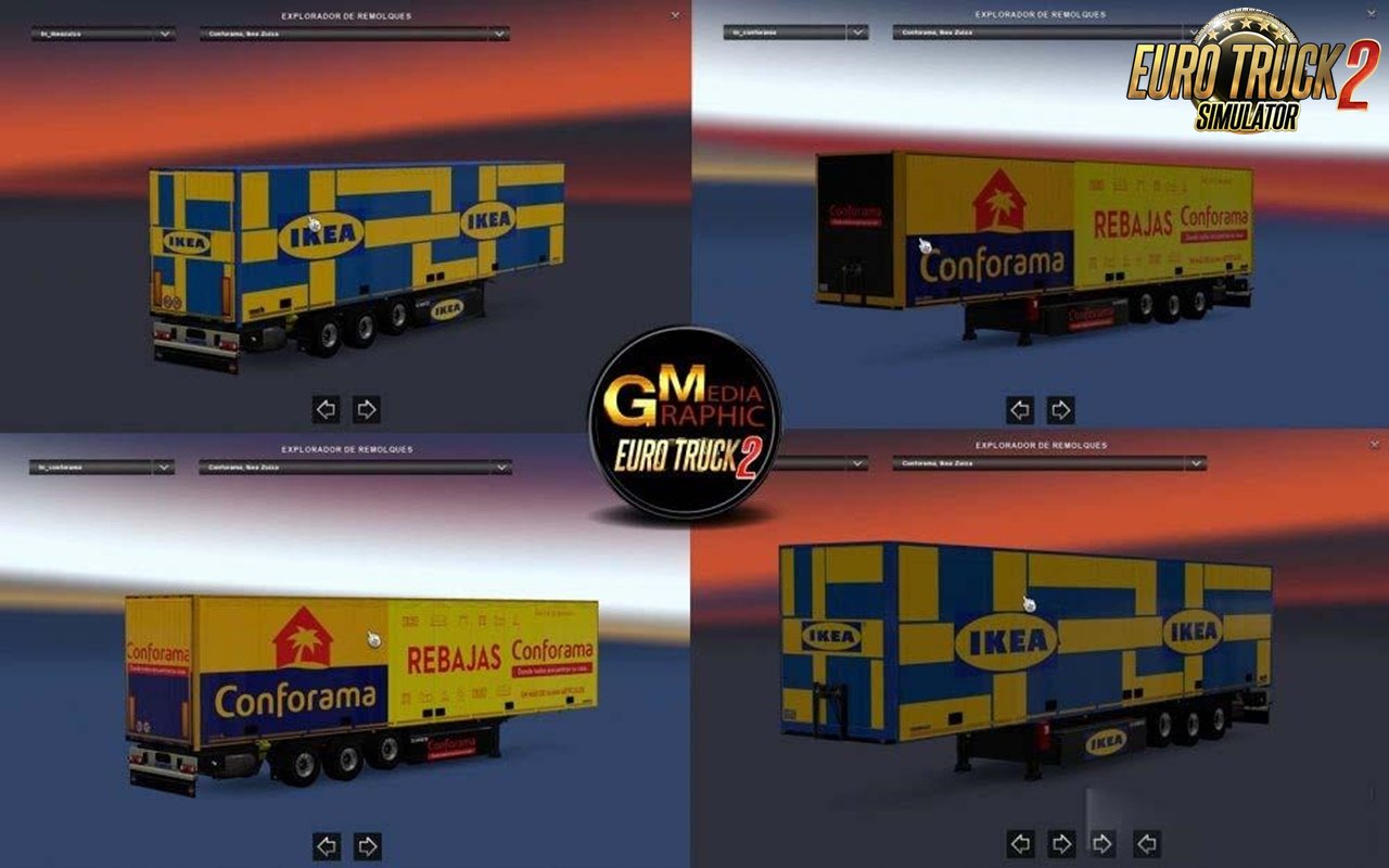 Trailers TZ Schmitz S.KO international v1.30.2.6 by MG MEDIA GRAPHICS BCN