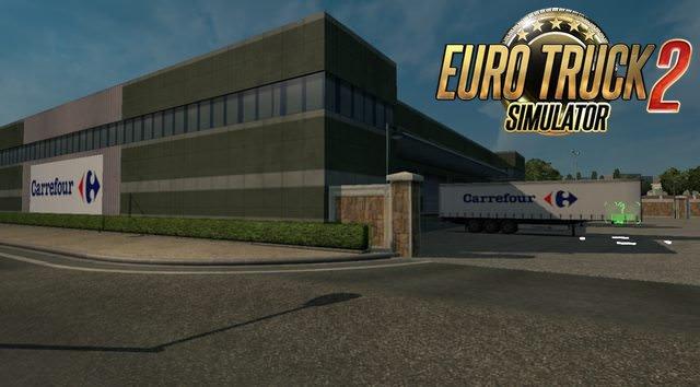 Real European Companies Mod