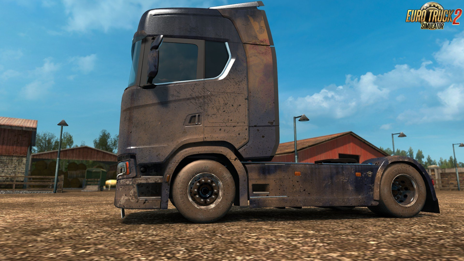 Dirty Scania S [version 1.0.2] by l1zzy