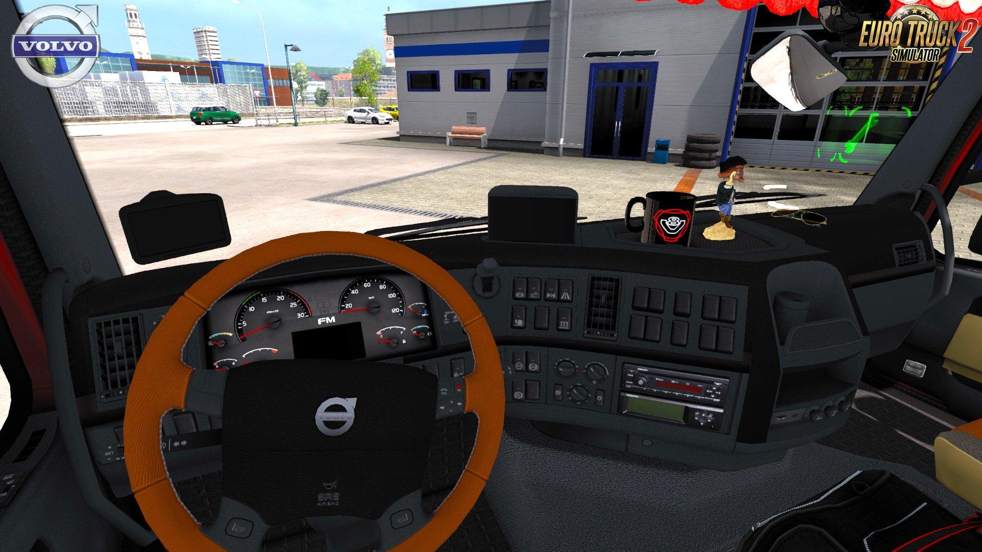 Volvo FM13 (by AU44) v1.0 Edit by Mjtemdark (1.30.x)