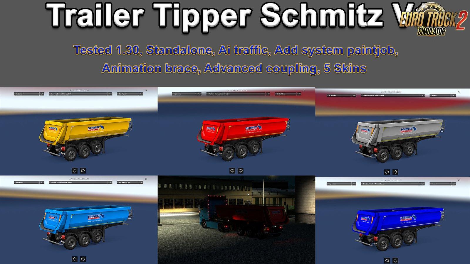 Trailer Tipper Schmitz v1 [1.30.x]