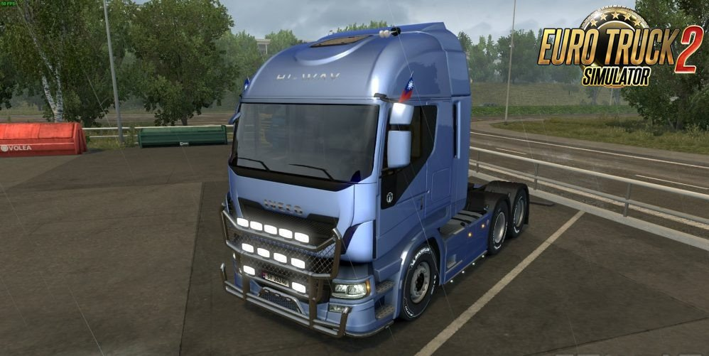 Iveco S730 High Power Truck [1.30.x]