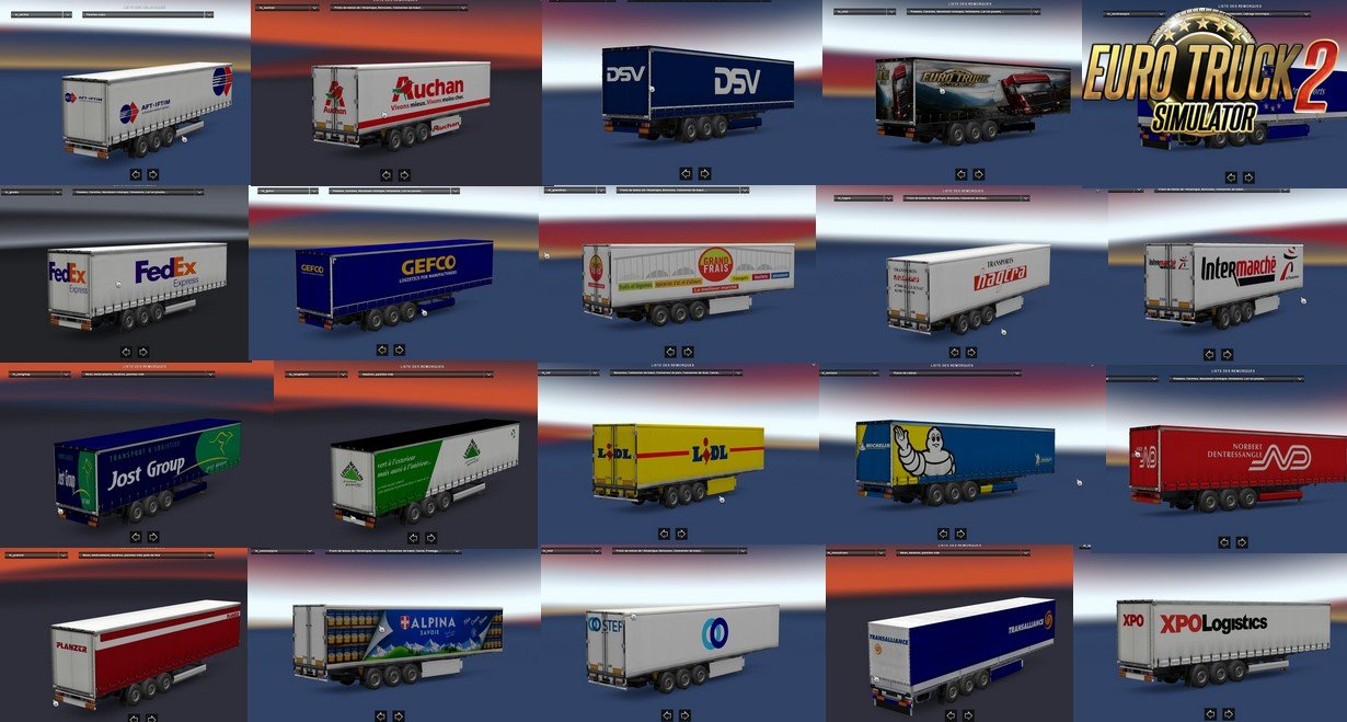 Trailer pack by Nico [1.30.x]