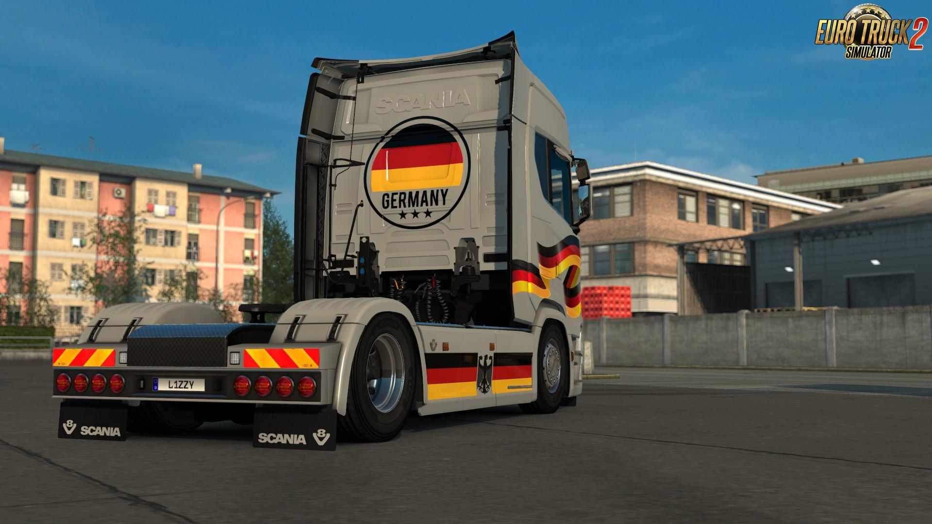 Scania S - Berlin Paintjob by l1zzy