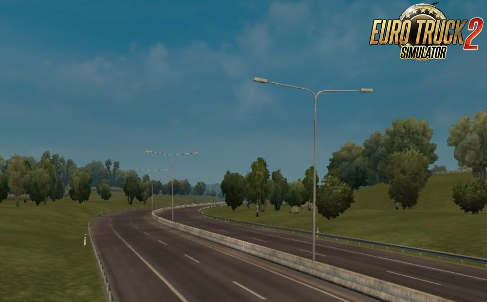 The UK Improvement Project v1.2 for Ets2