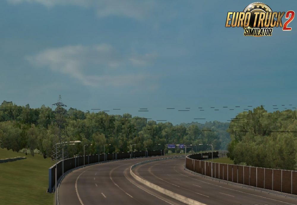 The UK Improvement Project v1.1 for Ets2