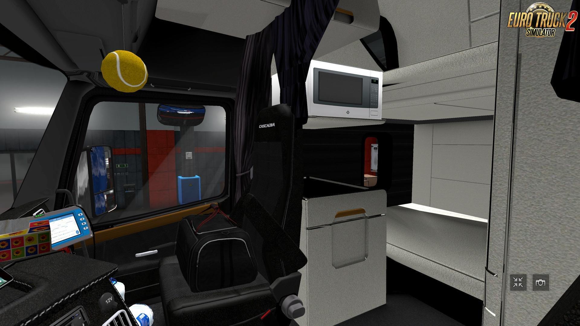 Freightliner Cascadia 2018 v4.4 by Conbar [1.30.x]