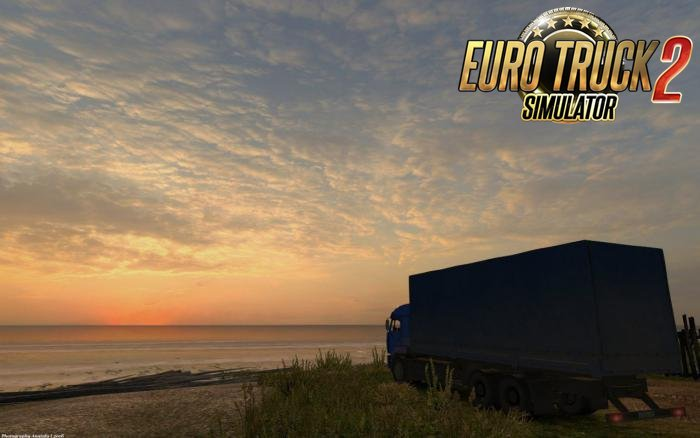Harsh Russian Baikal r20 for Ets2