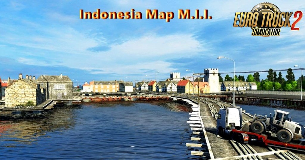 Indonesia Map v0.3.1 (1.30.x)