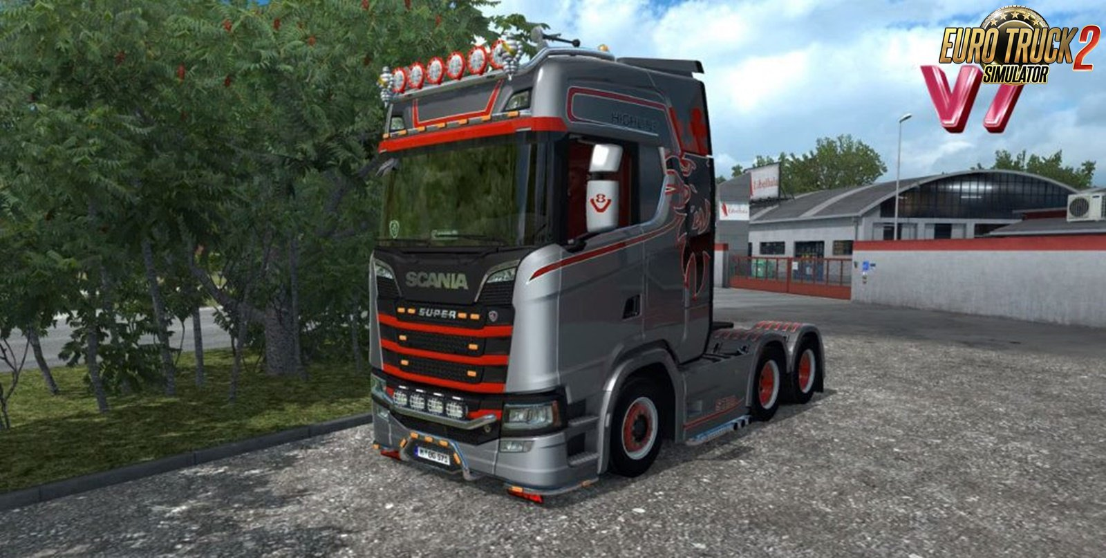 Open Pipe for all Trucks v7.0 by frederique410