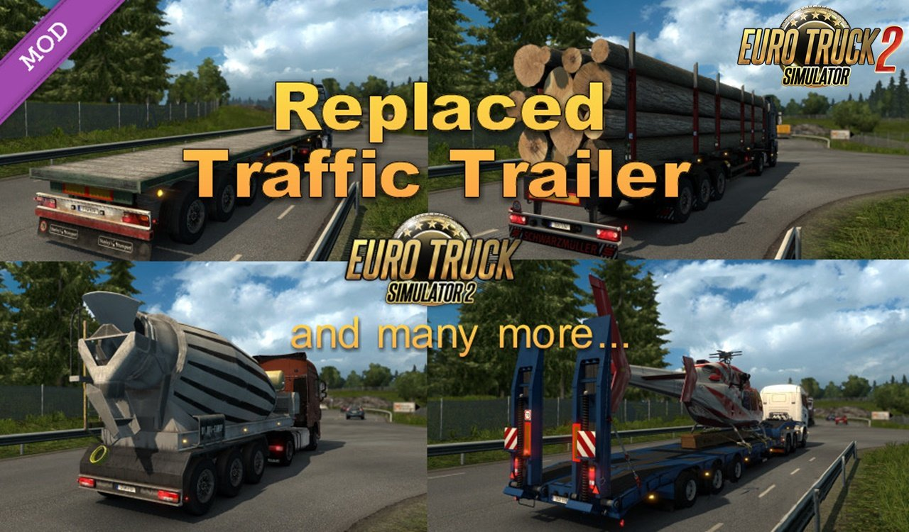 Replaced Traffic Trailer Fixed by devflix