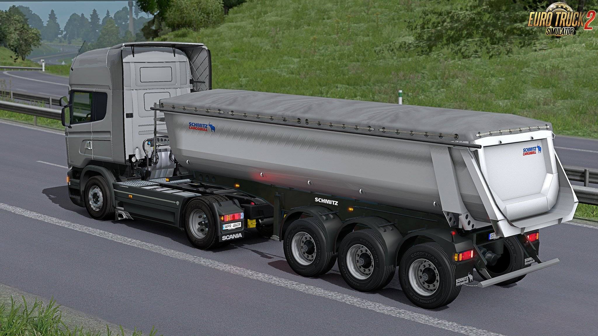 Reworked S KI Solid 2.0 by FreD_ for Ets2