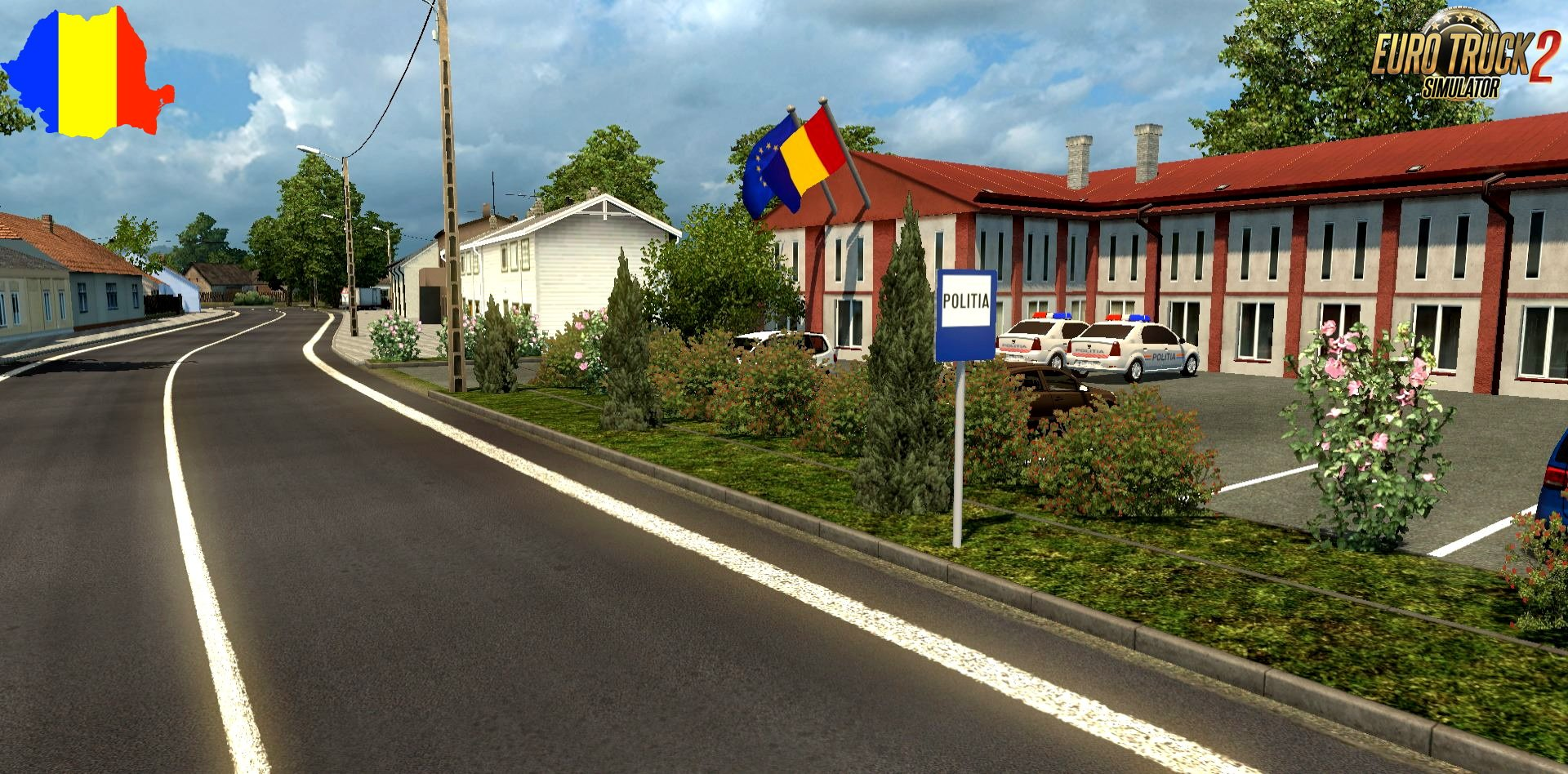 Romanian Map v0.2 by Alexandru Team (1.32.x)