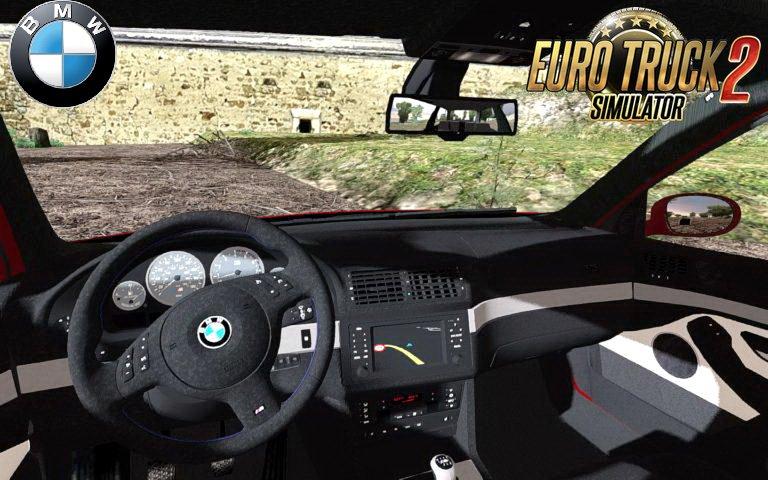 BMW E30 325i 1991 + Interior v1.0 (1.30.x)