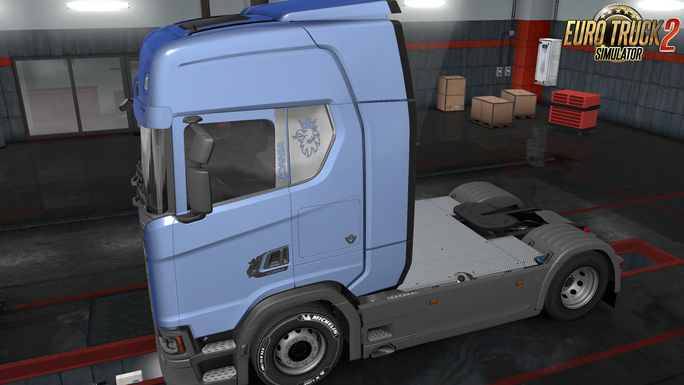 Scania Next Gen Tunning [1.31.x]