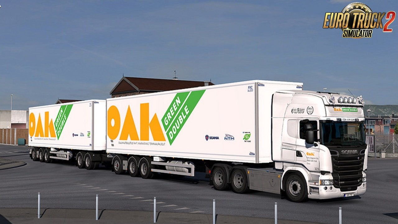 NTM OAK Green double ADDON v1.0