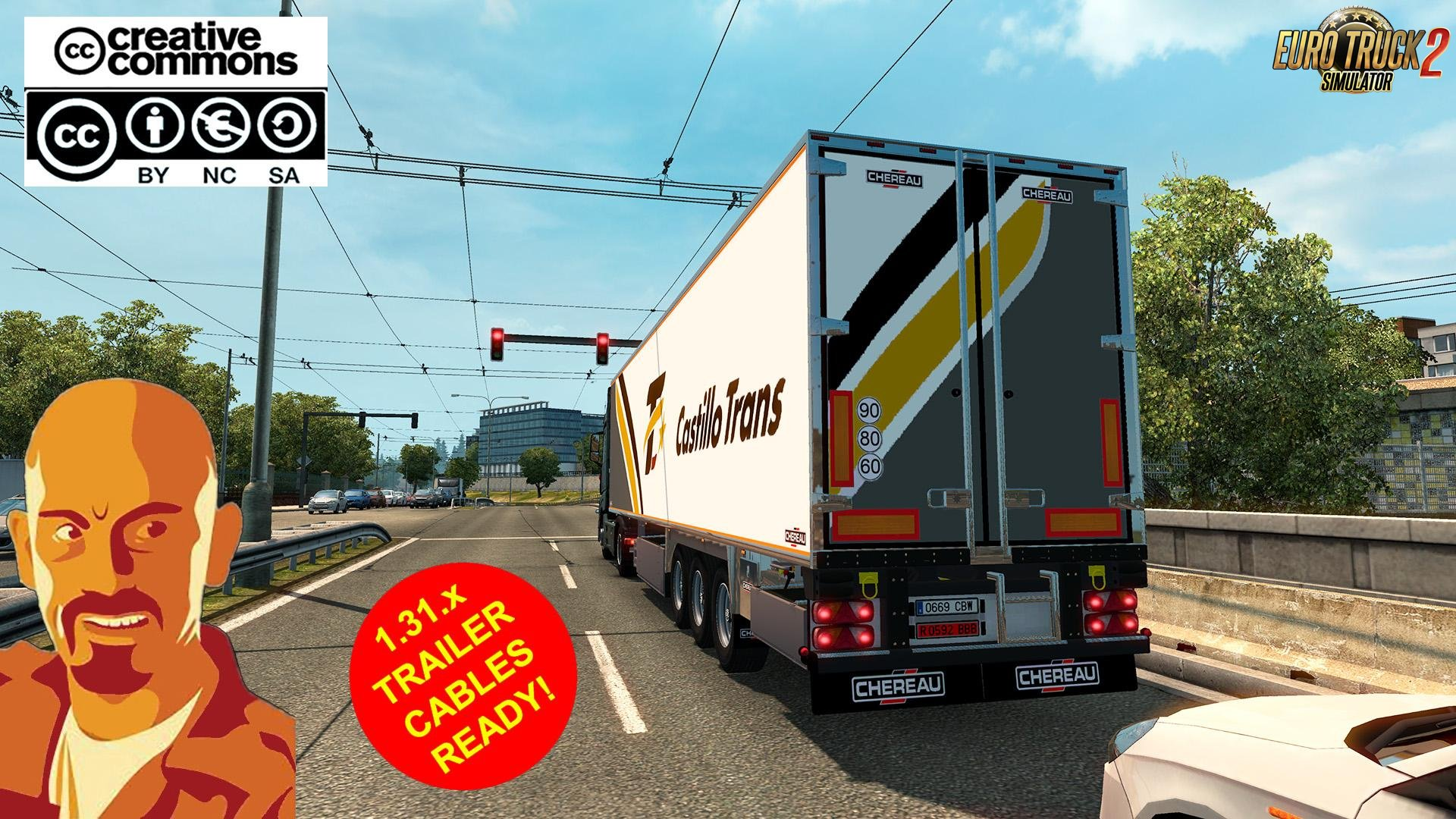 Trailer Chereau Spanish agencies v1.0 (1.31.x)