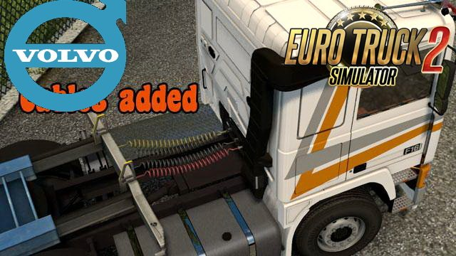 Volvo F12 – F16 + Fix and sounds [1.32.x]