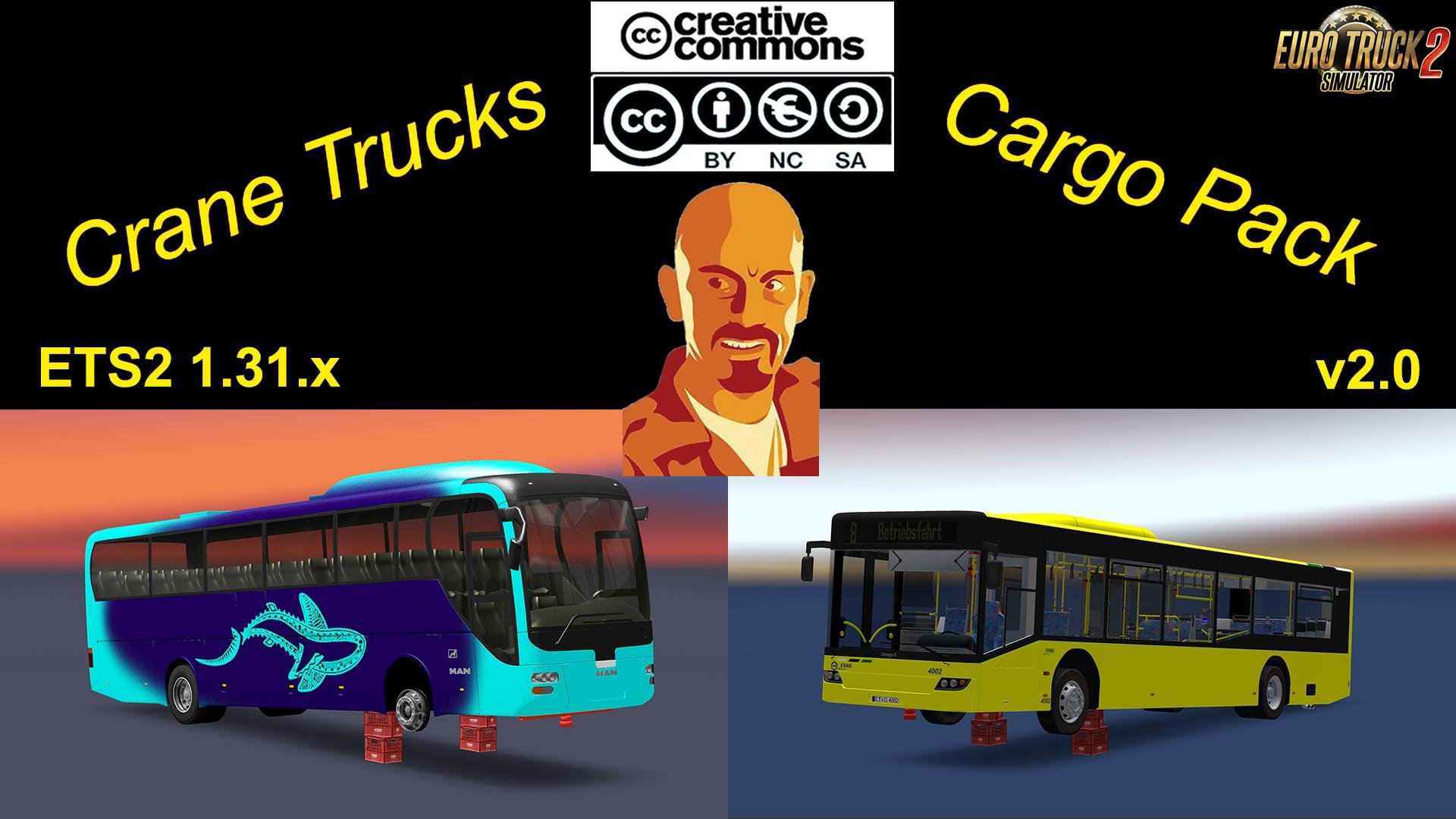 Loads Pack for Crane Truck v2.0 [1.31.x]