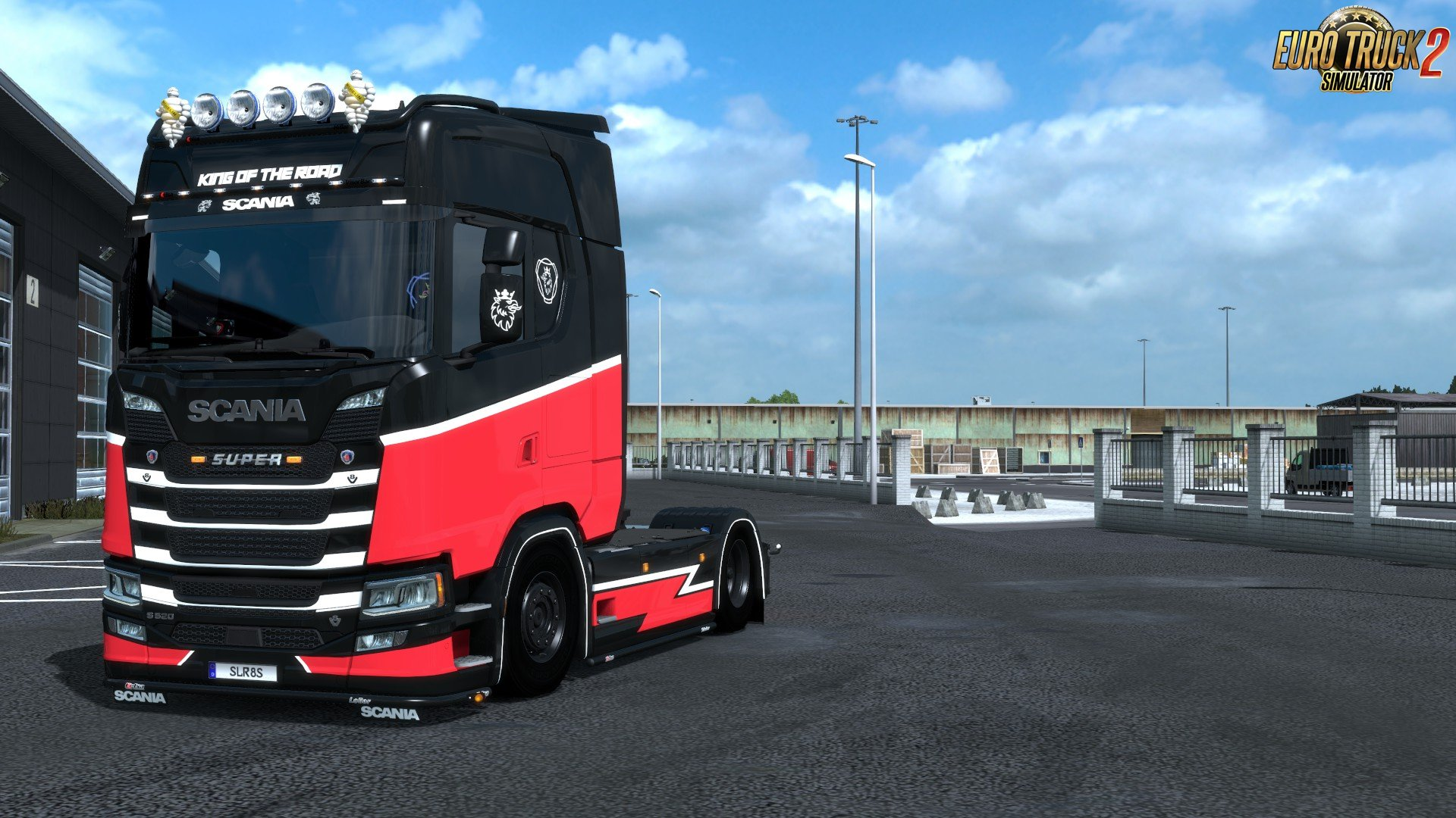 Scania S - Sirius by l1zzy