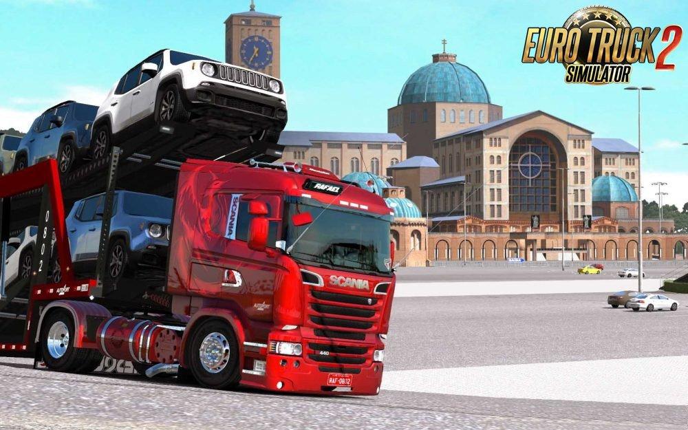 Scania RJL Brasil Edition v1.0 (1.31.x)