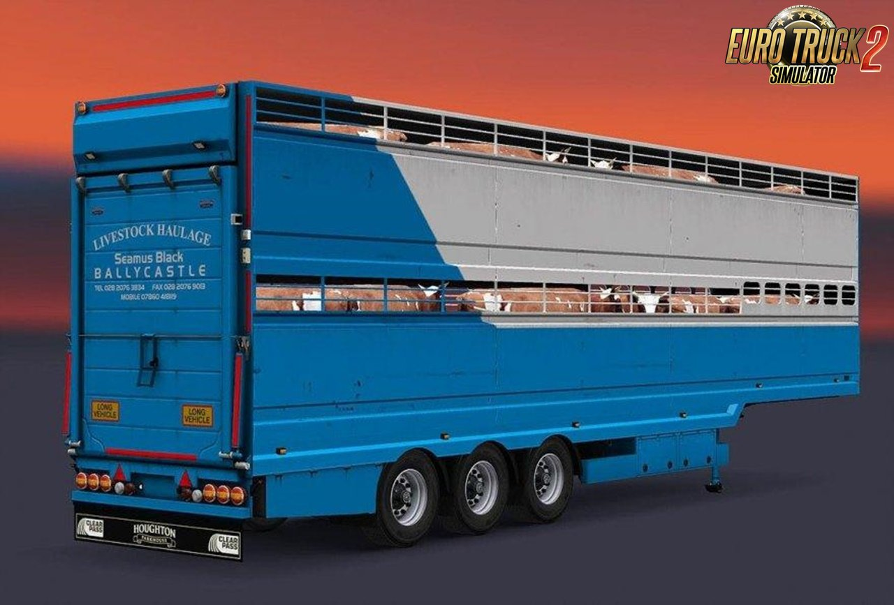 Livestock Trailer v1.0 by speedy143