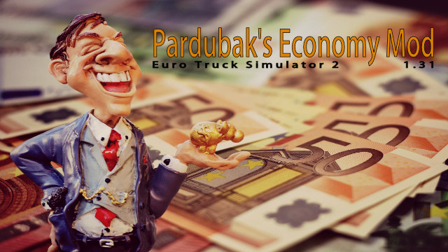Pardubak's EconomyMod ETS2 v1.31_24
