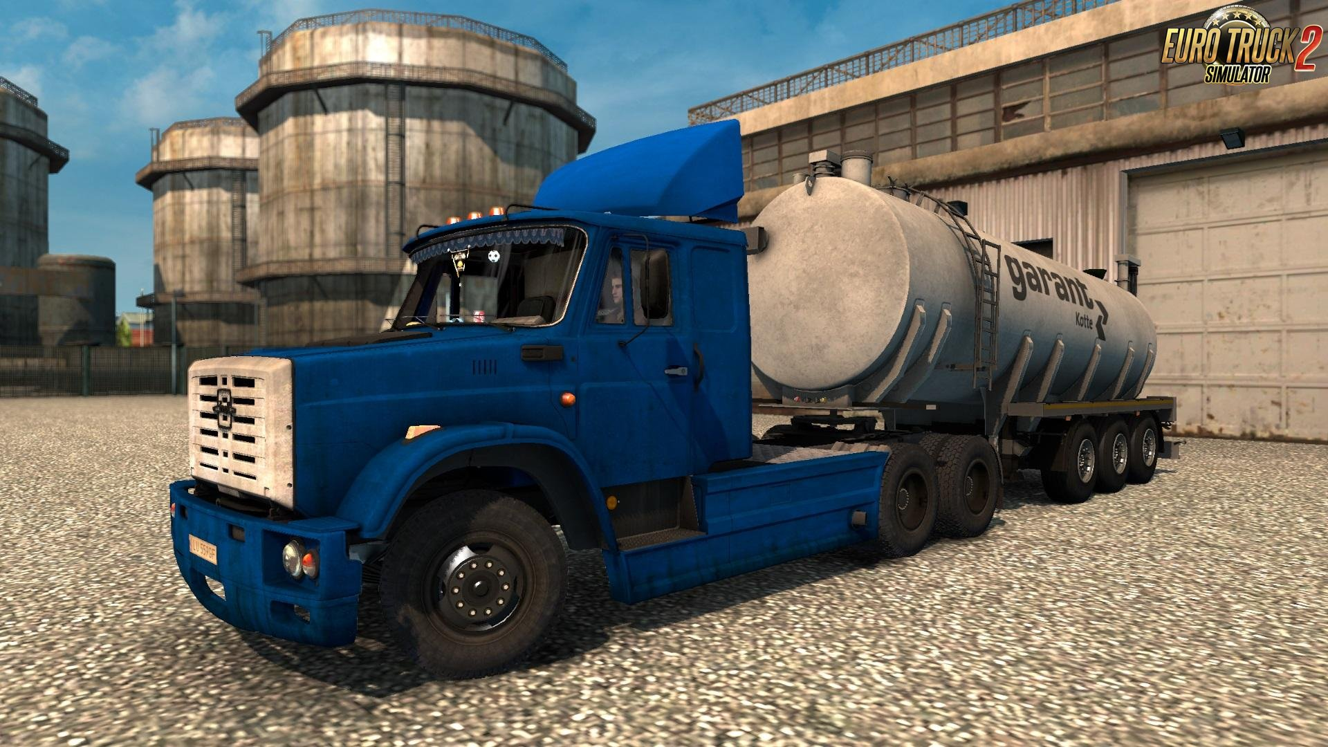 ZIL 4421 for Ets2 [1.31.x]