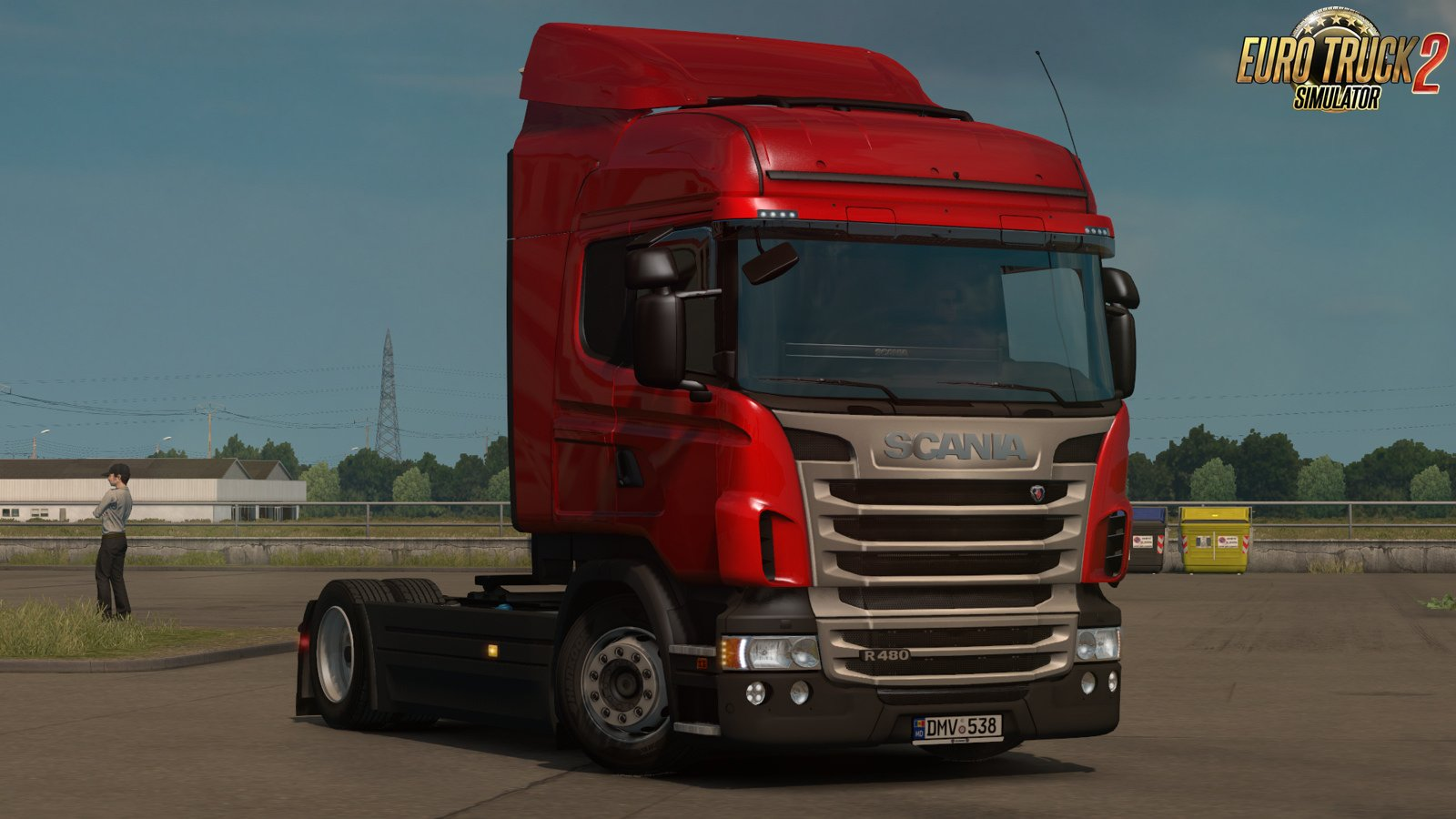 Low deck improved chassis for RJL's Scania R&S, R4, P&G v1.3 by Sogard3