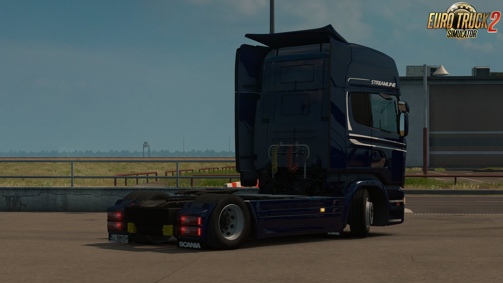 Low deck improved chassis for RJL's Scania R&S v1.0 by Sogard3