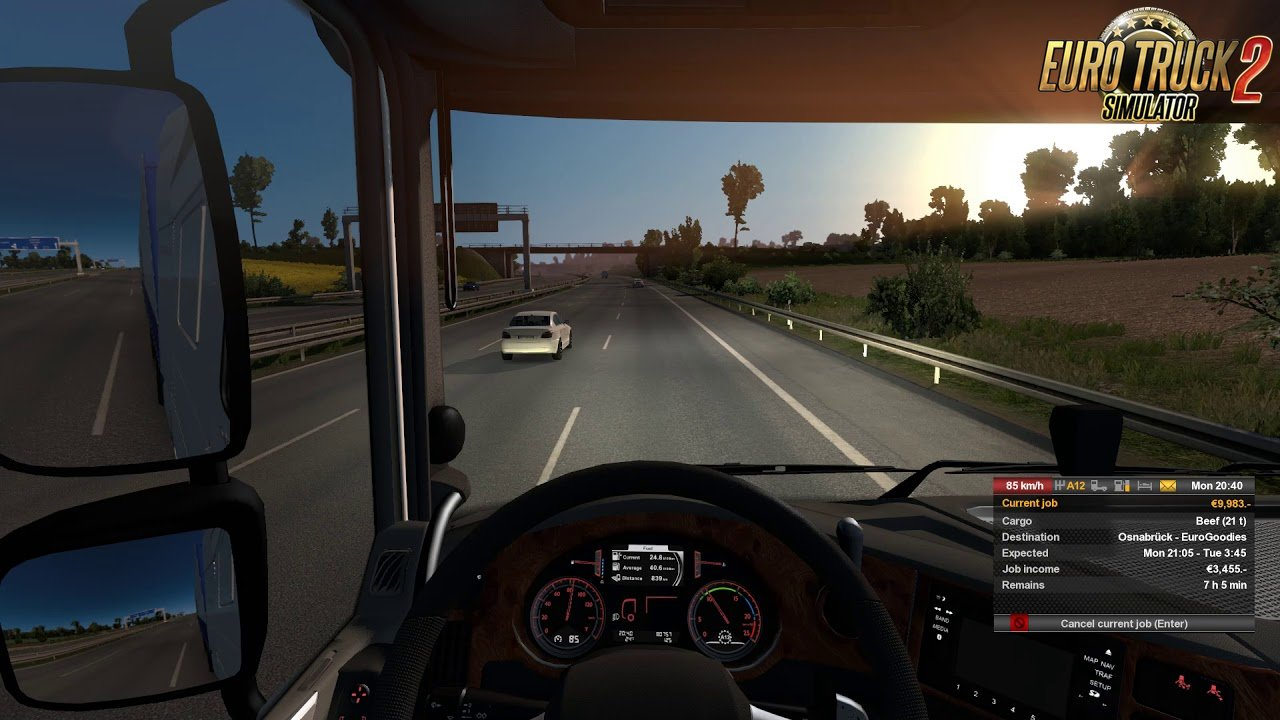 Revisiting Germany Video Coverage - Euro Truck Simulator 2