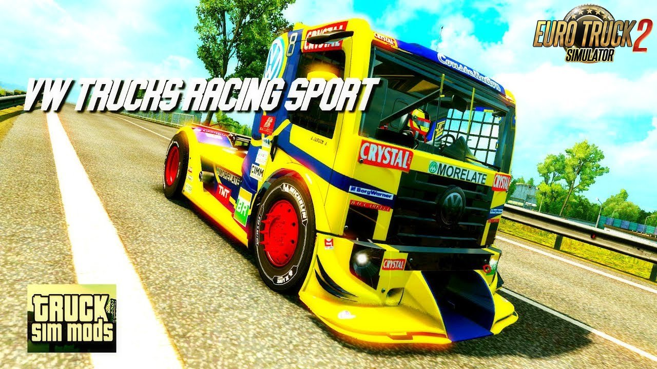 Volkswagen Trucks Racing v1.3 (1.31.x)