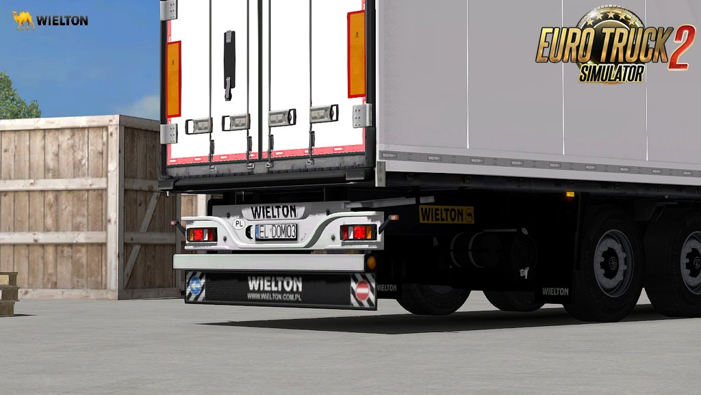 Trailer Wielton NS3C M2 v2.0 (1.31.x)