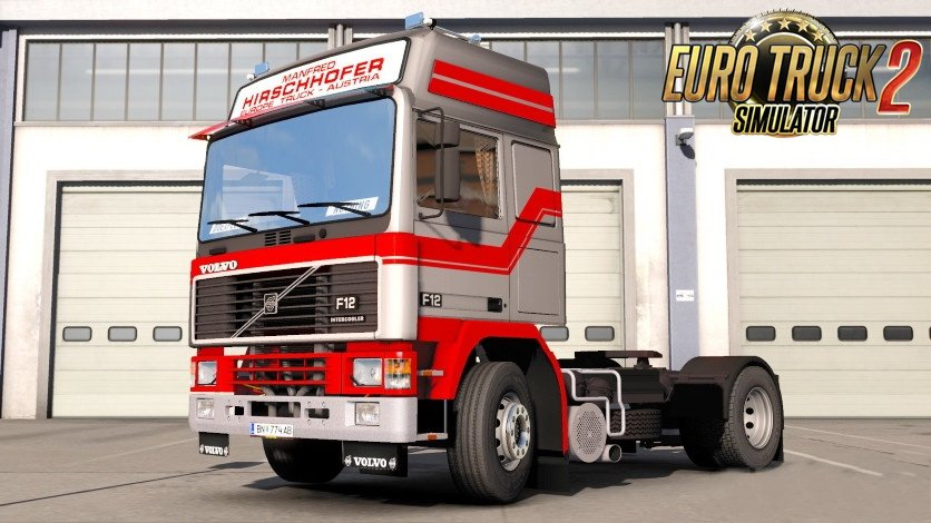 Manfred Hirschhofer Skin for Volvo F-Series v1.0 (1.31.x)