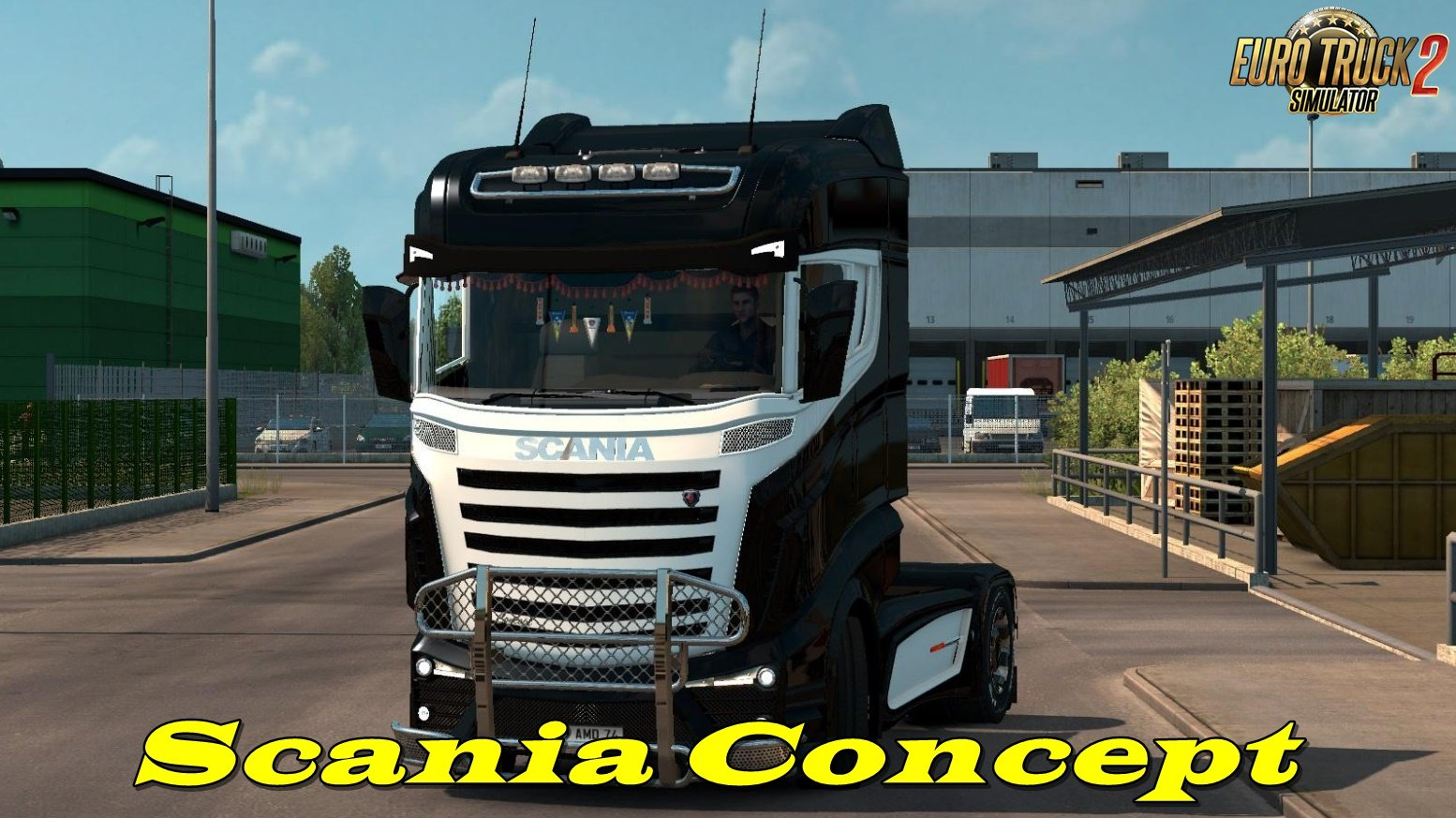 Scania Concept for Ets2 [1.31.x]