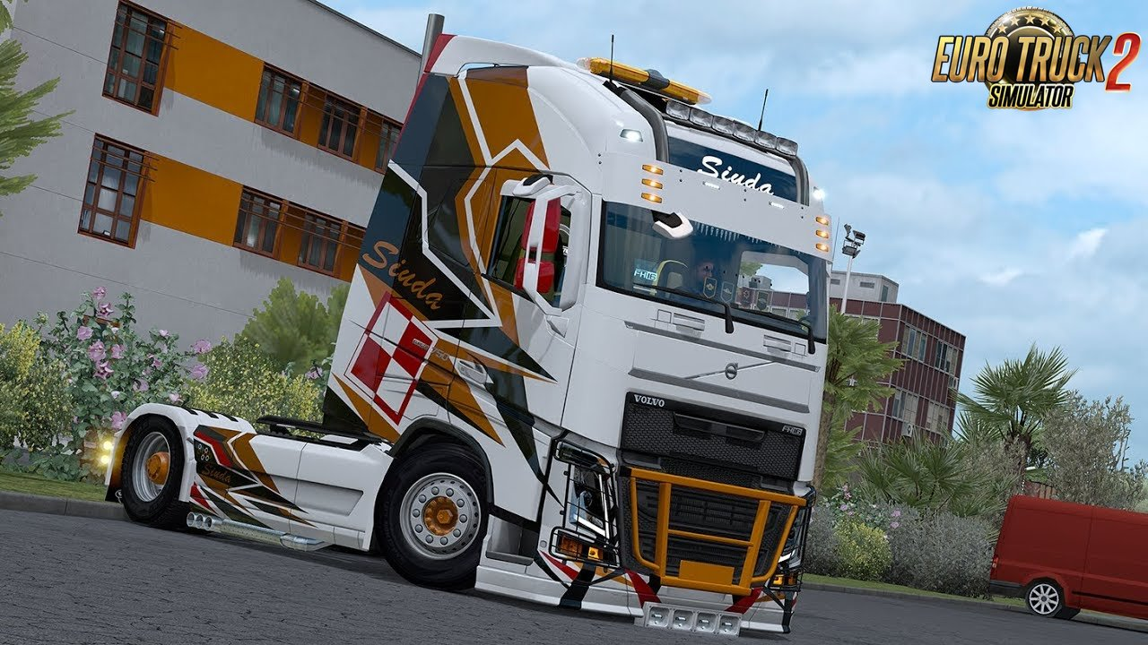 Siuda Transport Paintjobs
