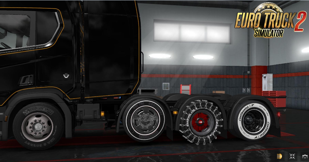 Tire Pack for All Truck v2.0 (1.28.x-1.31.x)