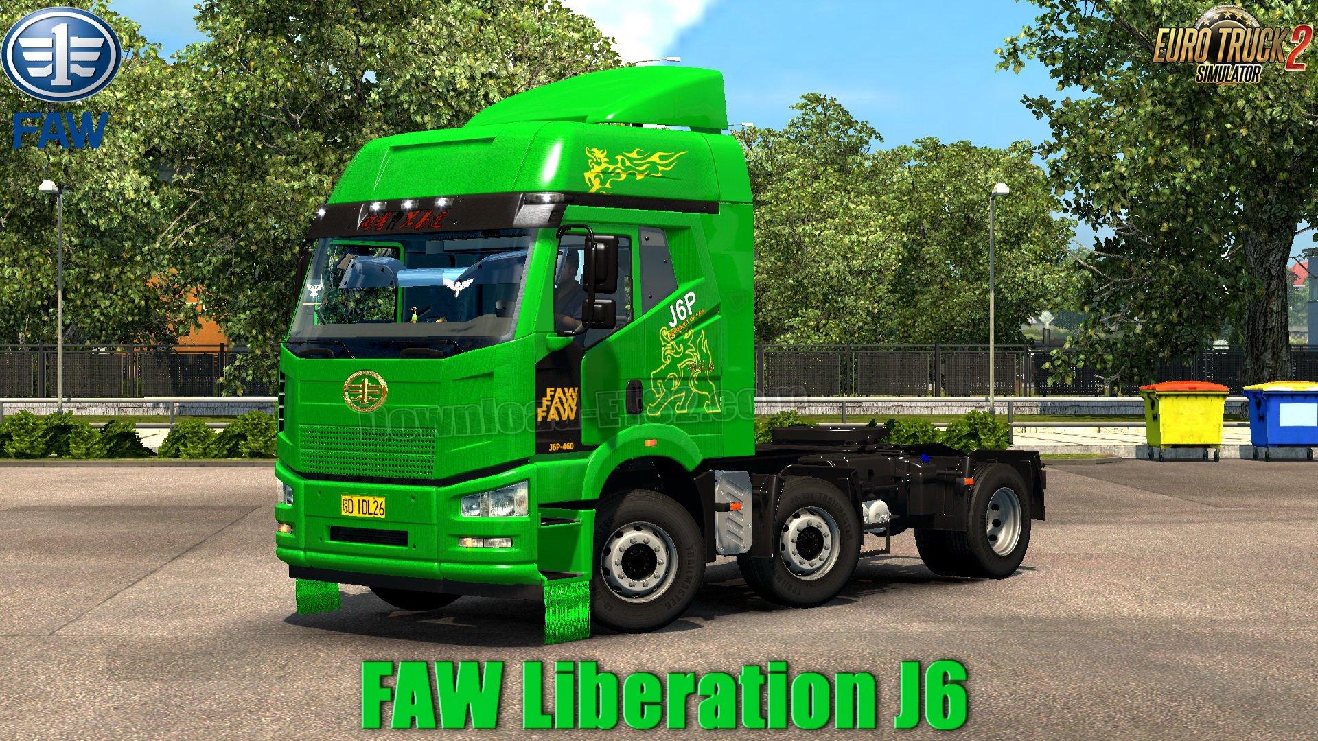 FAW Liberation J6 v1.0 (1.31.x)