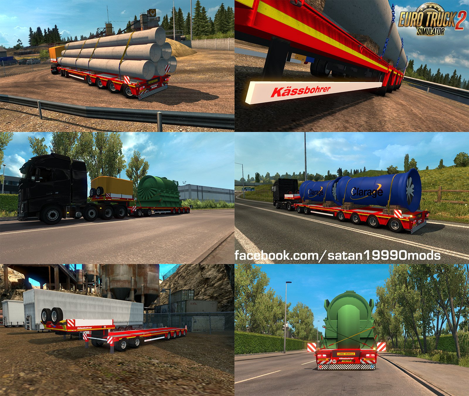 Trailer Mod Pack v4.2.1 by satan19990 (1.31.x)