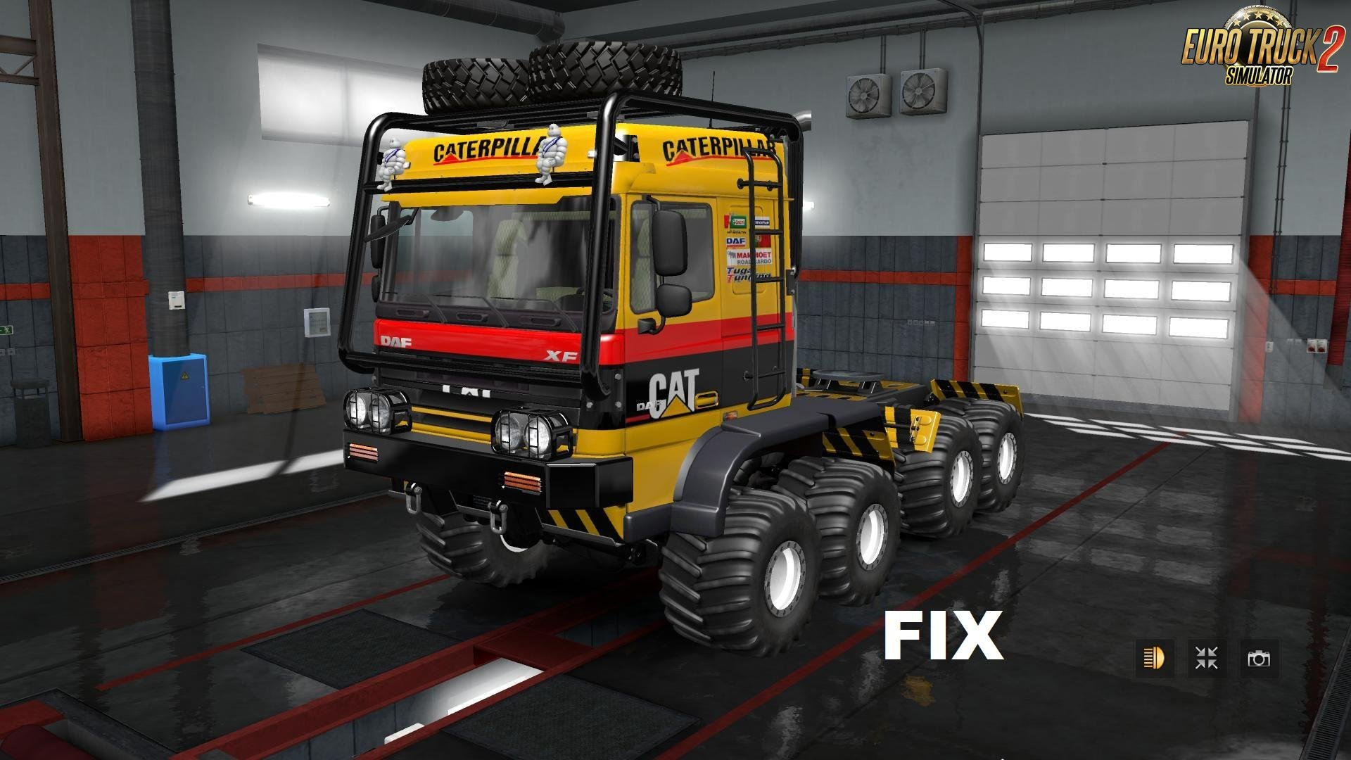 Fix for truck DAF Crawler v1.0 [1.31.x]