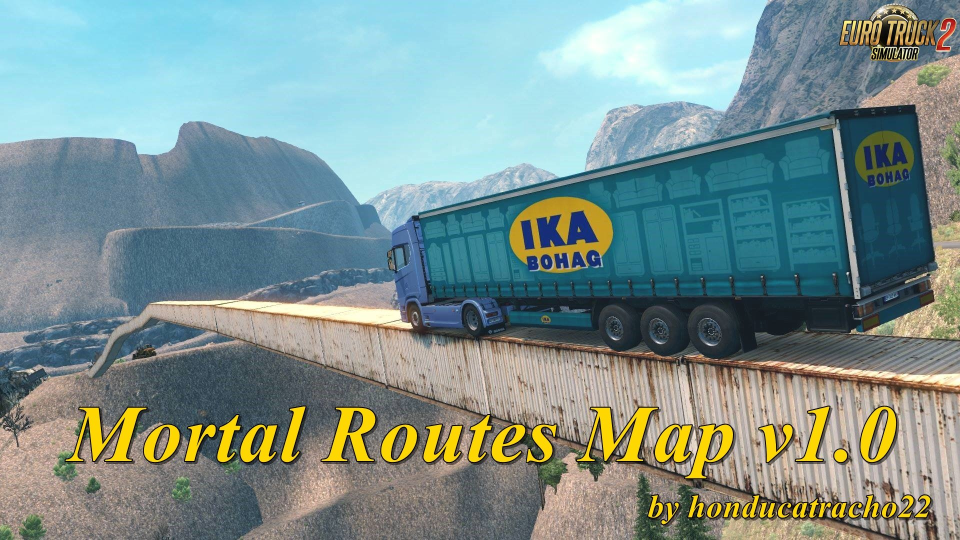 Mortal Routes Map v1.0 by honducatracho22 [1.31.x]