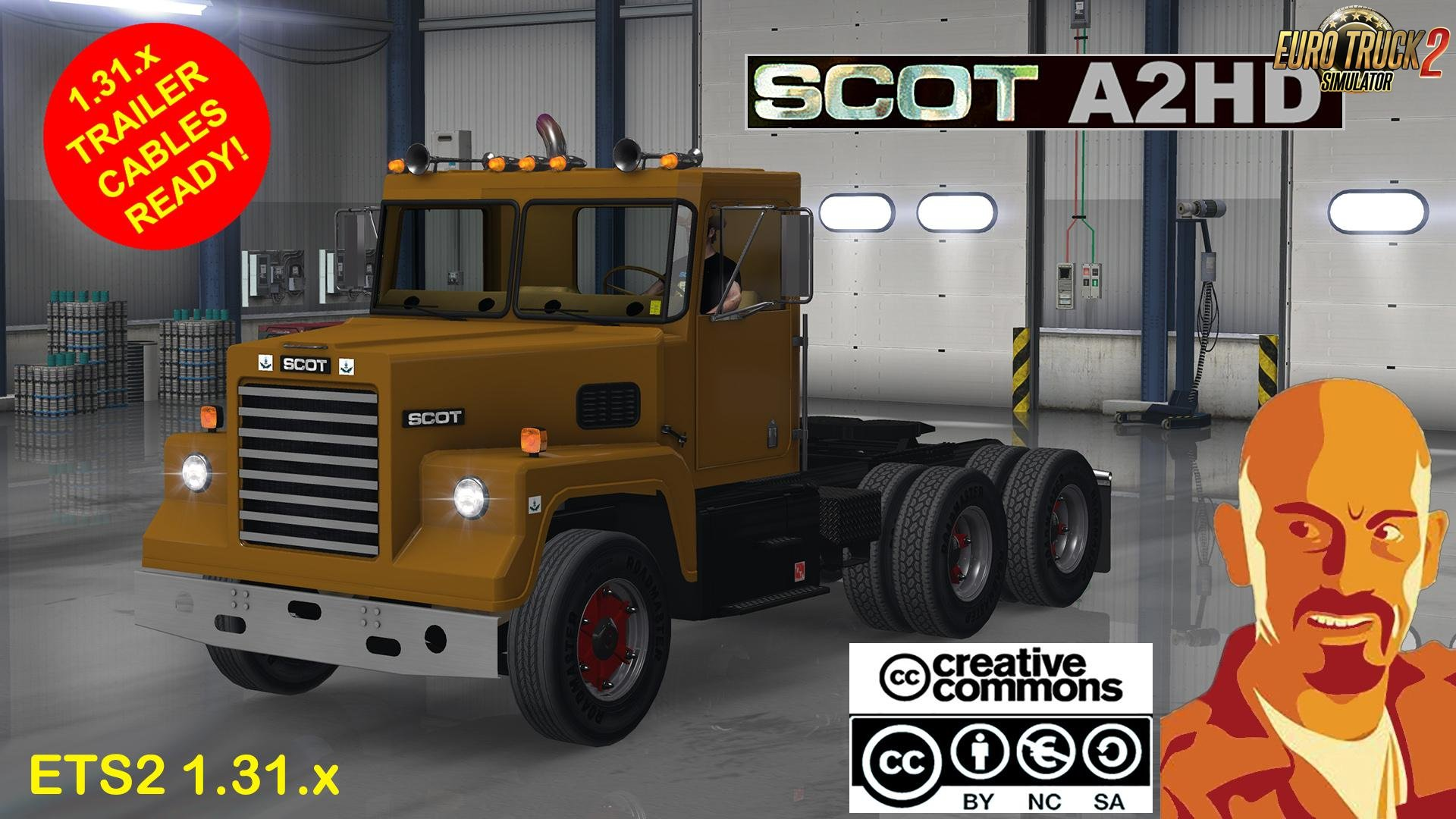 Scot A2HD edited by CyrusTheVirus [1.31.x]
