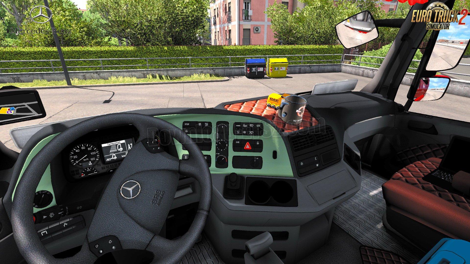Mercedes Axor + Interior v1.0 (1.31.x)