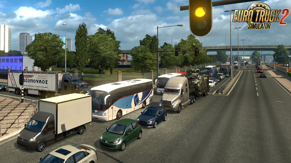 Real Traffic Density and Ratio v1.33.b by Cip (1.33.x)