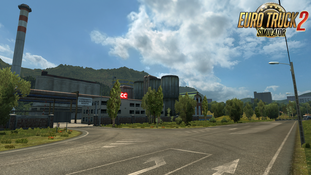 ROMANIA Map v1.1 by MIRFI (1.32.x)