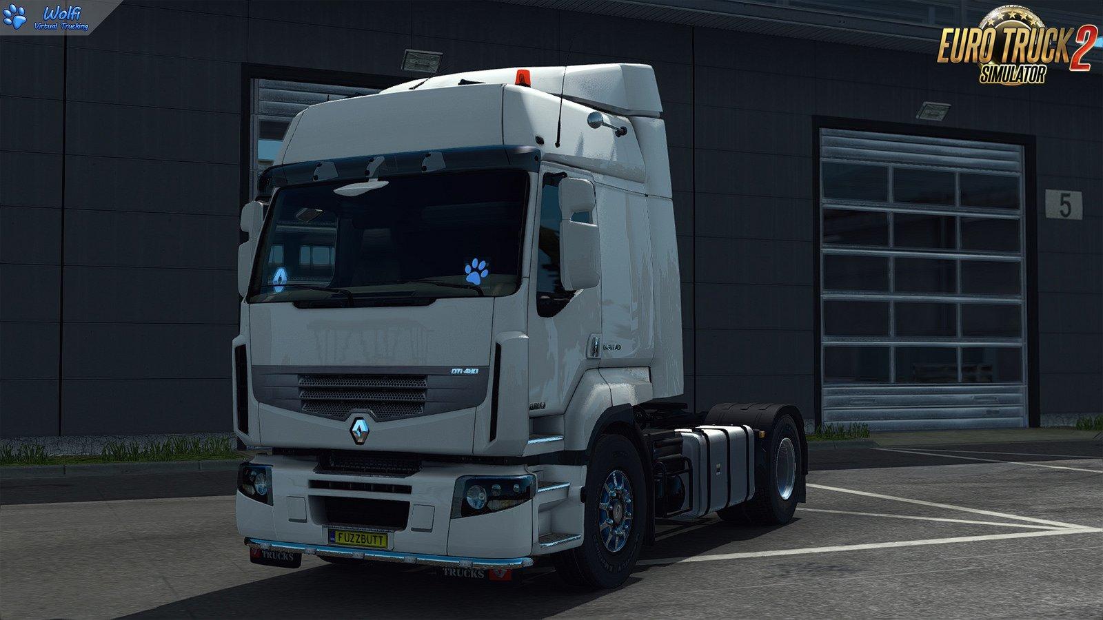 GT-Mods Renault Premium Route Rework v1.2