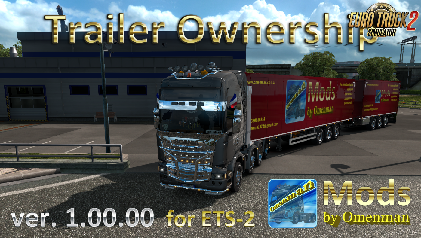 Trailer Ownership v.1.00.00 by Omenman [1.32.x]