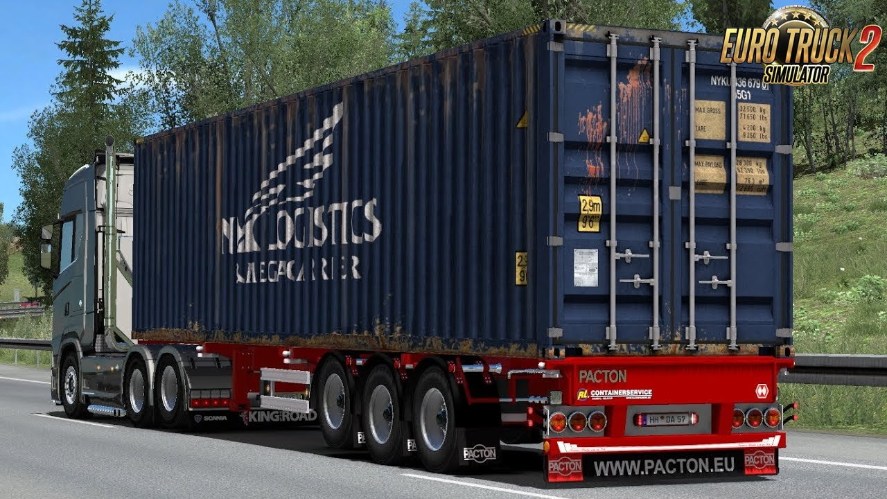 PACTON Container v1.32 (Only purchasable)