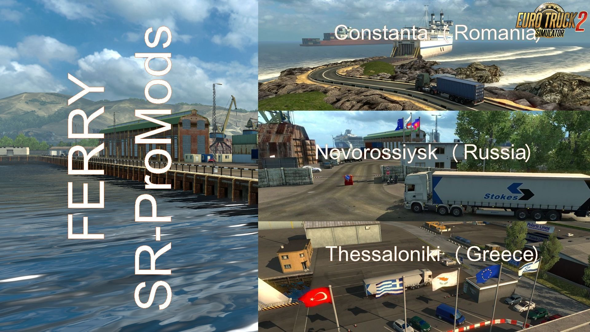 SR7 Ferry PrMod 230 DLC for Ets2 [1.31.x]