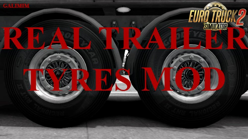 Real Trailer Tyres Mod v1.3 by galimim [1.35]